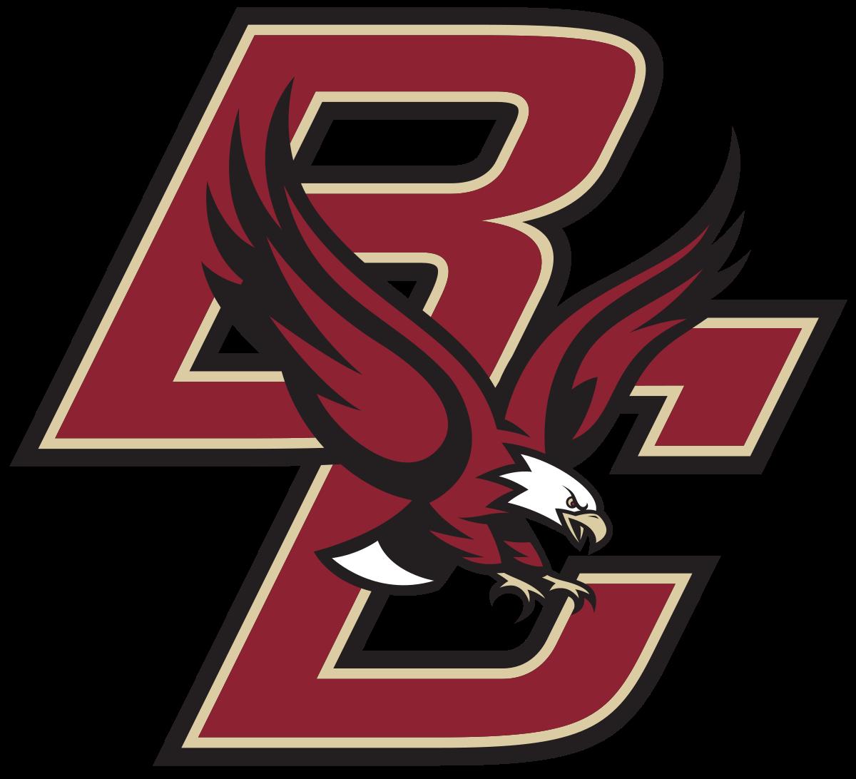 Boston college eagles wikipedia. Clipart football hawk