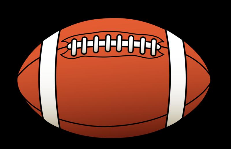 Clip art cliparts free. Heart clipart football