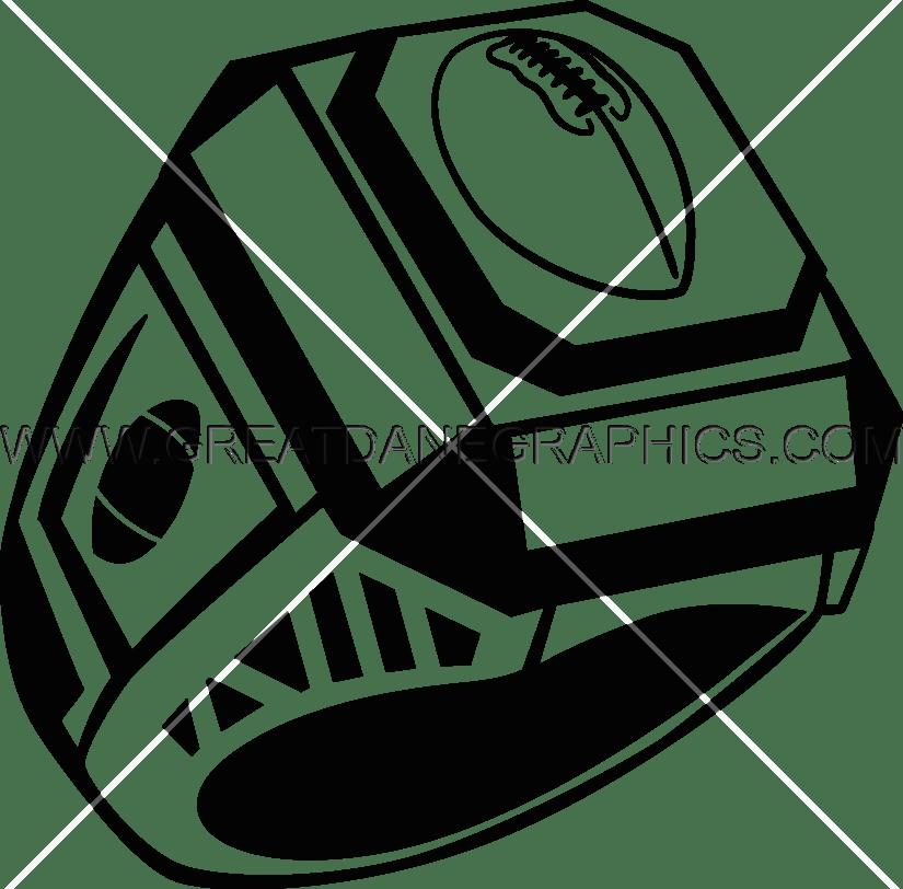 Ring frames illustrations hd. Hike clipart football