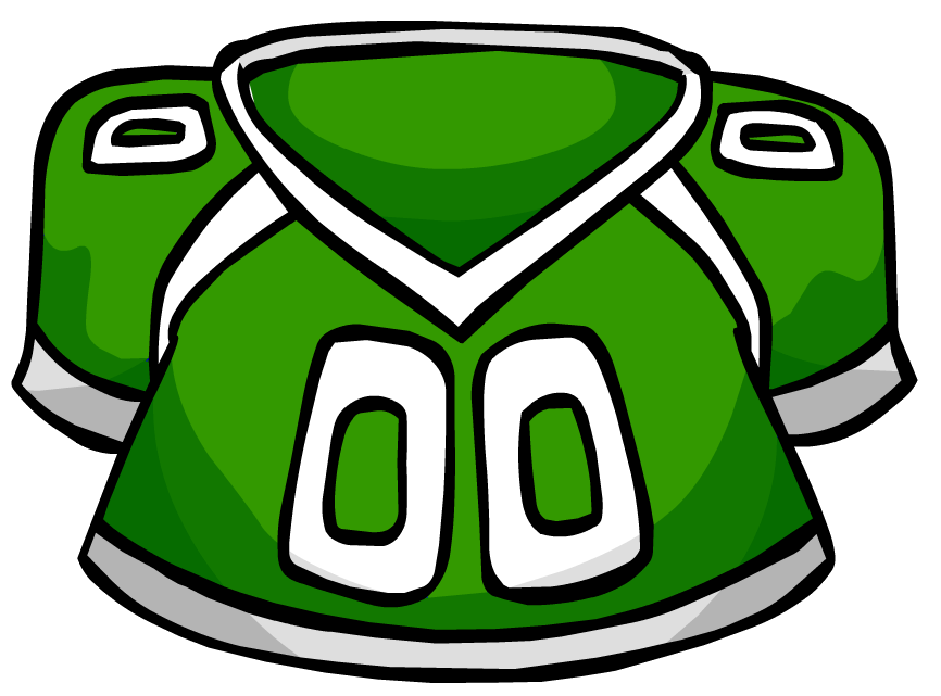 Jersey clipart football fan. Image green clothing icon