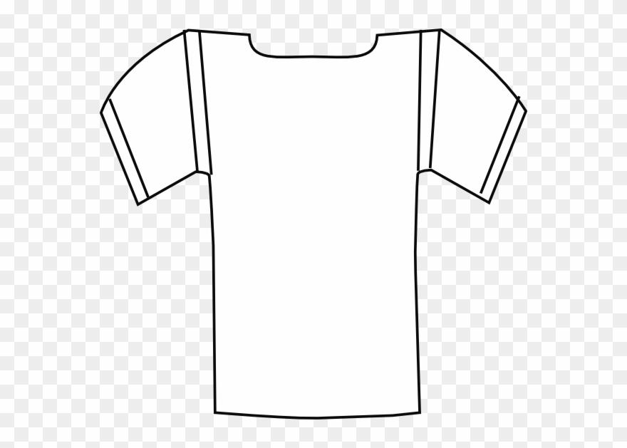Jersey clip art image. Football clipart tshirt