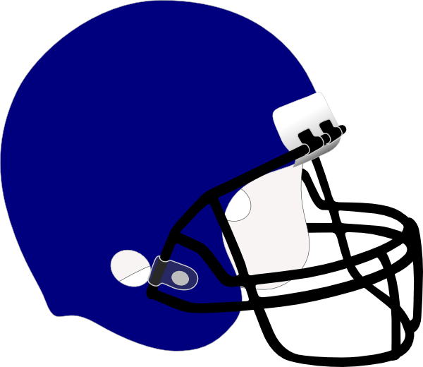 Clipart football linemen. Helmet drawing panda free
