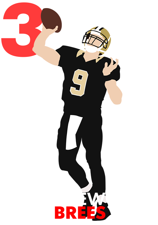 Clipart football linemen. Qb rank no drew