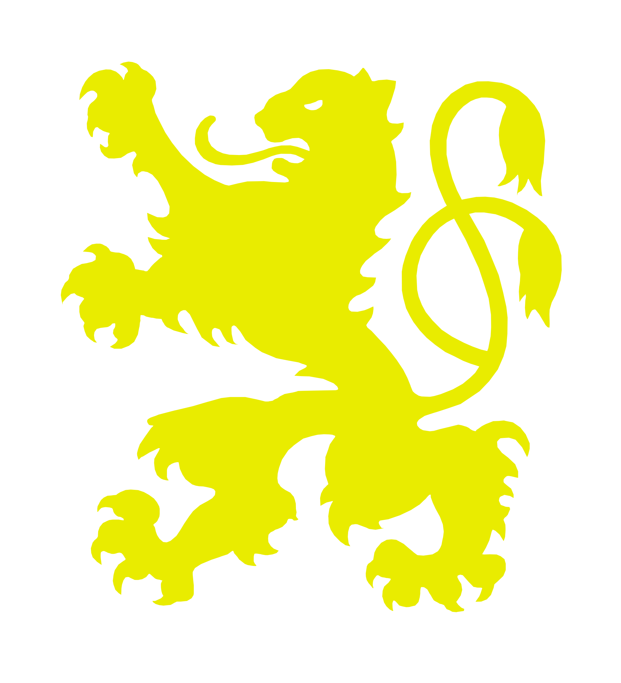 Silhouetted golden bayern by. Clipart lion soccer