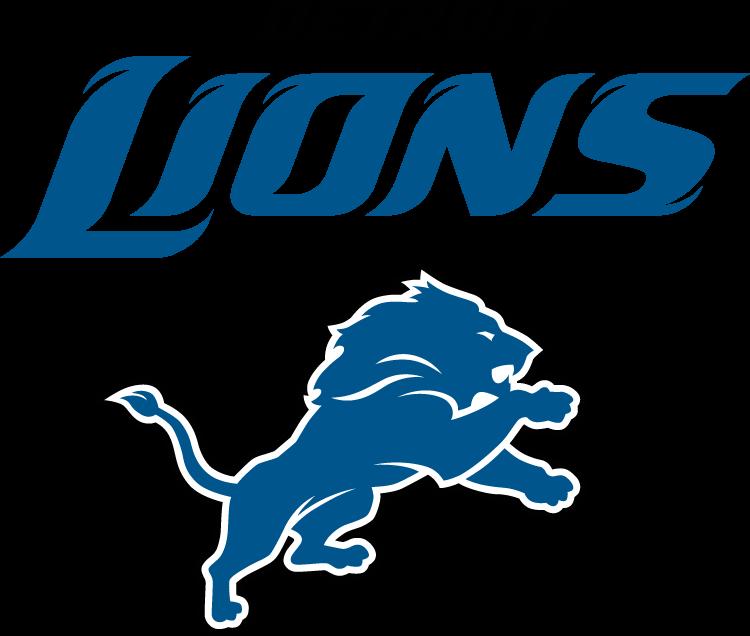 Detroit lions logo clip. Football clipart lion