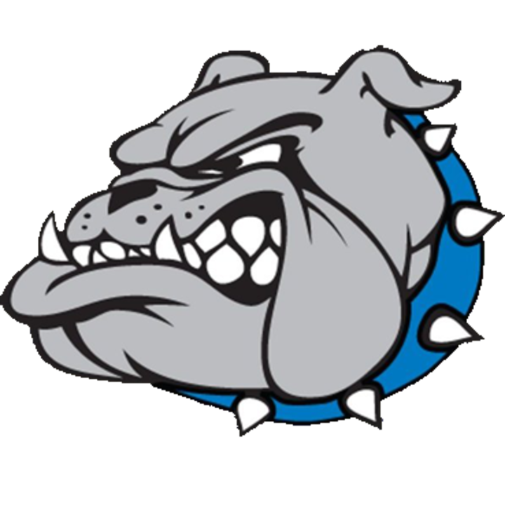 Bulldog football logo free. Wildcat clipart high school clarksdale