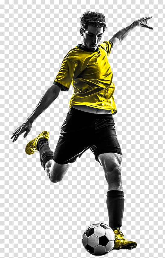 Knee clipart soccer injury. Man playing professional sports