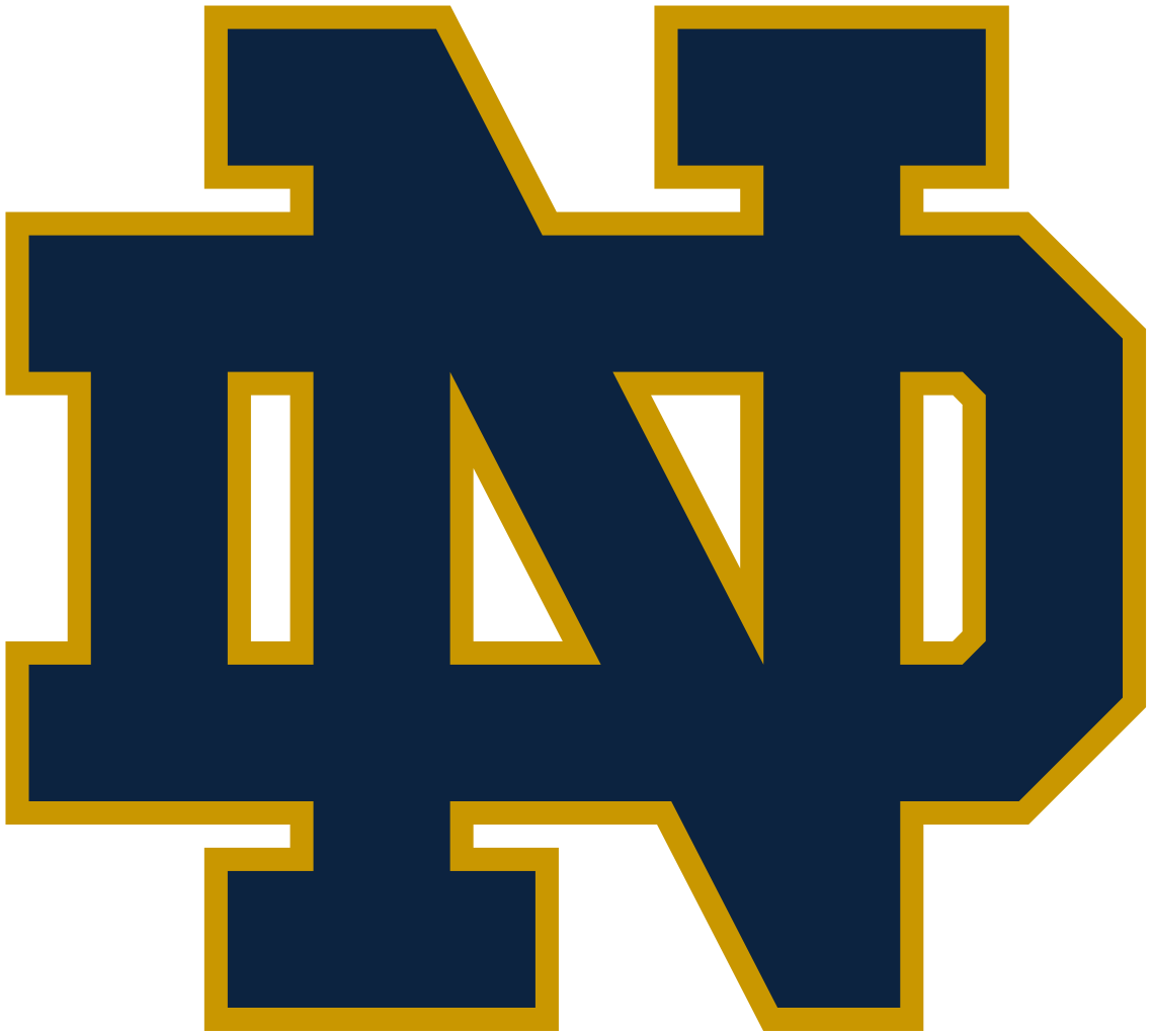 File notre dame fighting. Thumb clipart approved logo