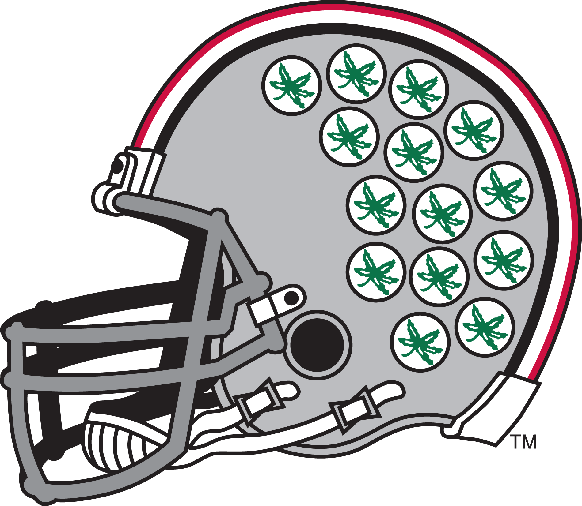 Clipart football ohio state.  collection of free