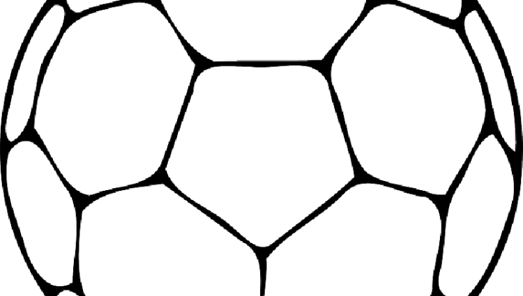Clipart football outline. Cliparts clipartpost free chiba