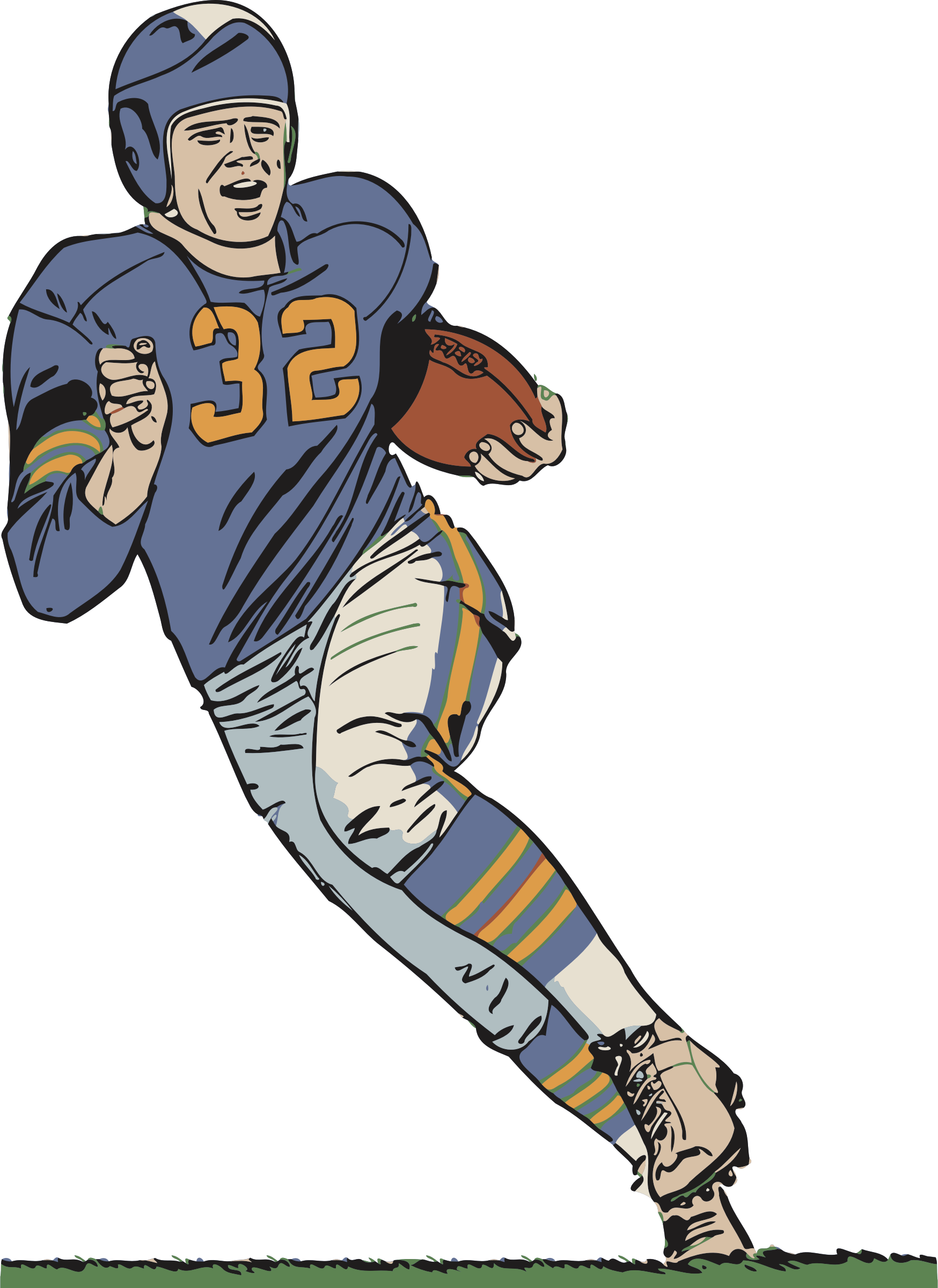 Player big image png. Jersey clipart football fan