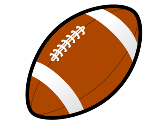 American cliparts free download. Football clipart baby