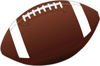 Clip art free images. Clipart football printable