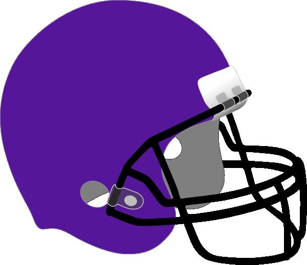 Clipart football purple. Helmet clip art at