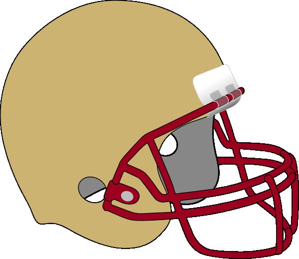 Yellow helmet clipground ma. Clipart football purple