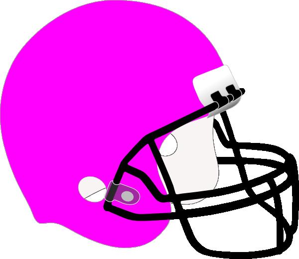 Clipart football purple. Pinky helmet clip art