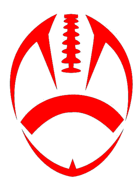 Clipart football red. Clip art library
