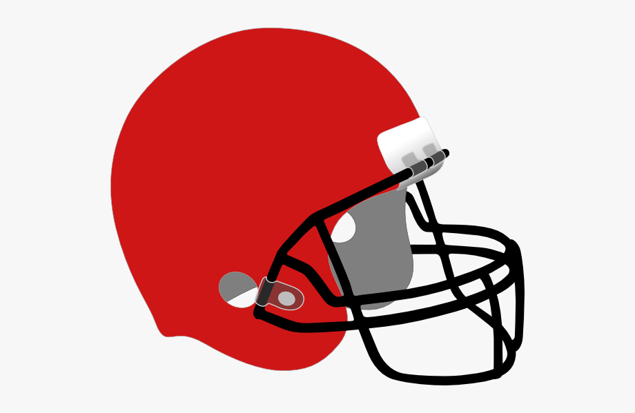 Helmet free cliparts on. Clipart football red