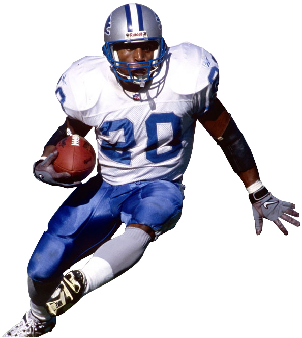 Football clipart running back. Nfl cuts story by