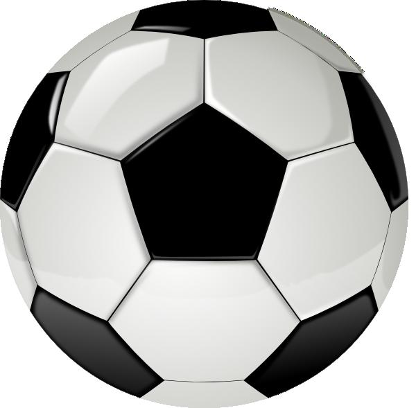 Football clipart shadow. Real ball no clip