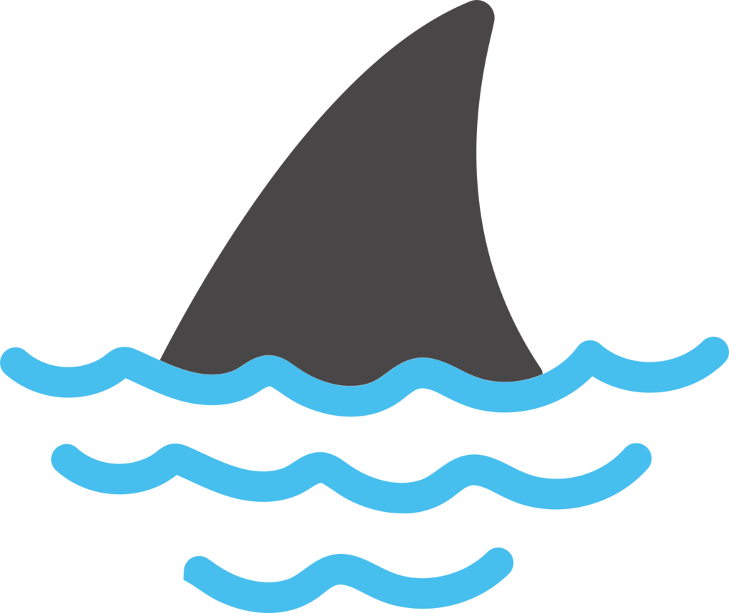 Clipart football shark. Fin albb blanks