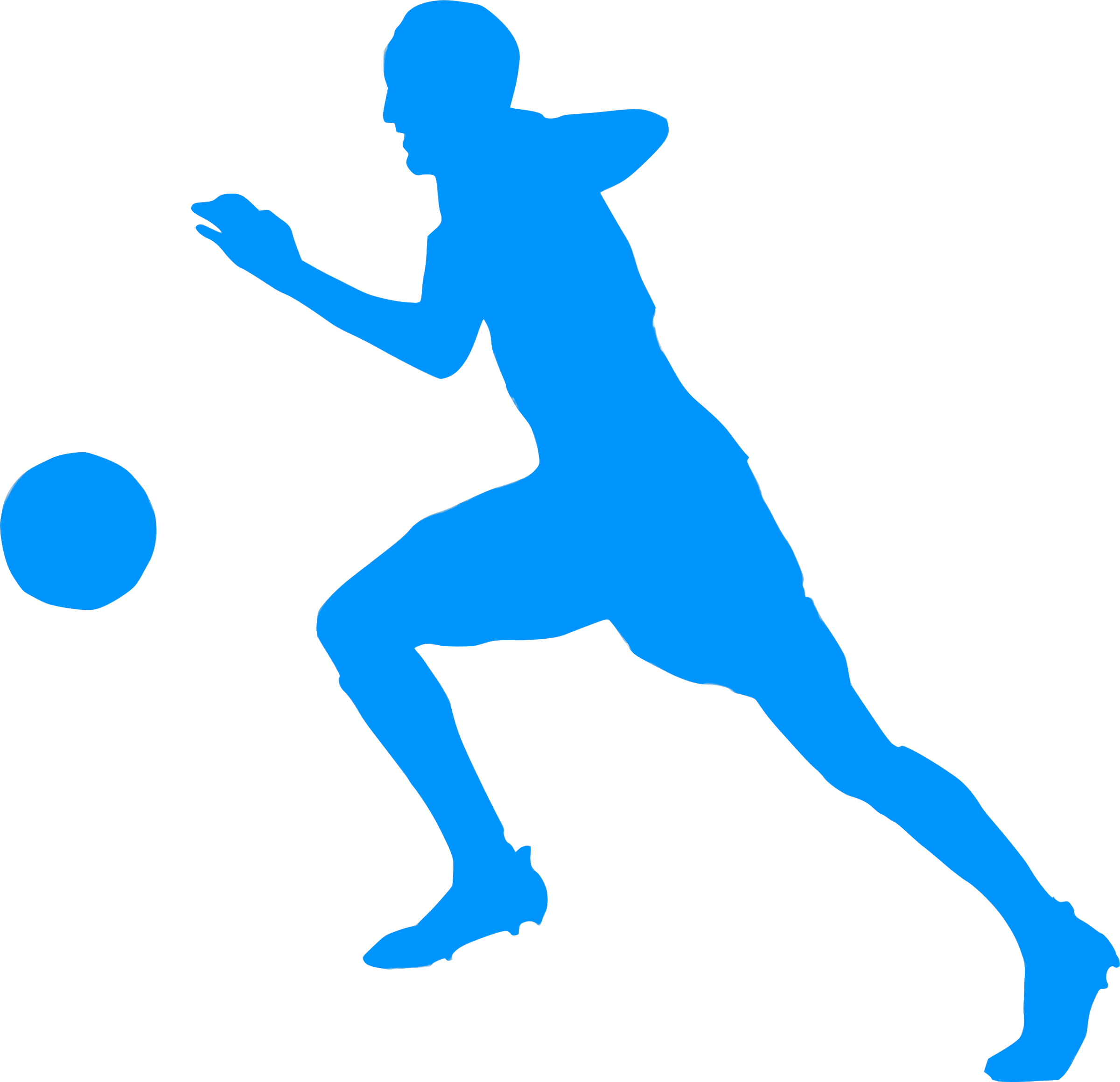 Clipart volleyball football. Silhouette icons png free