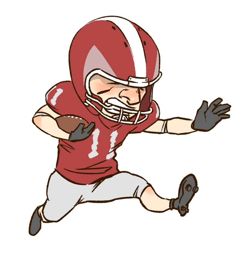 Football collection american clip. Game clipart group game