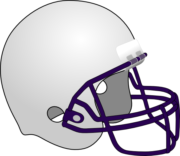 Clipart football template. Helmet clip art at