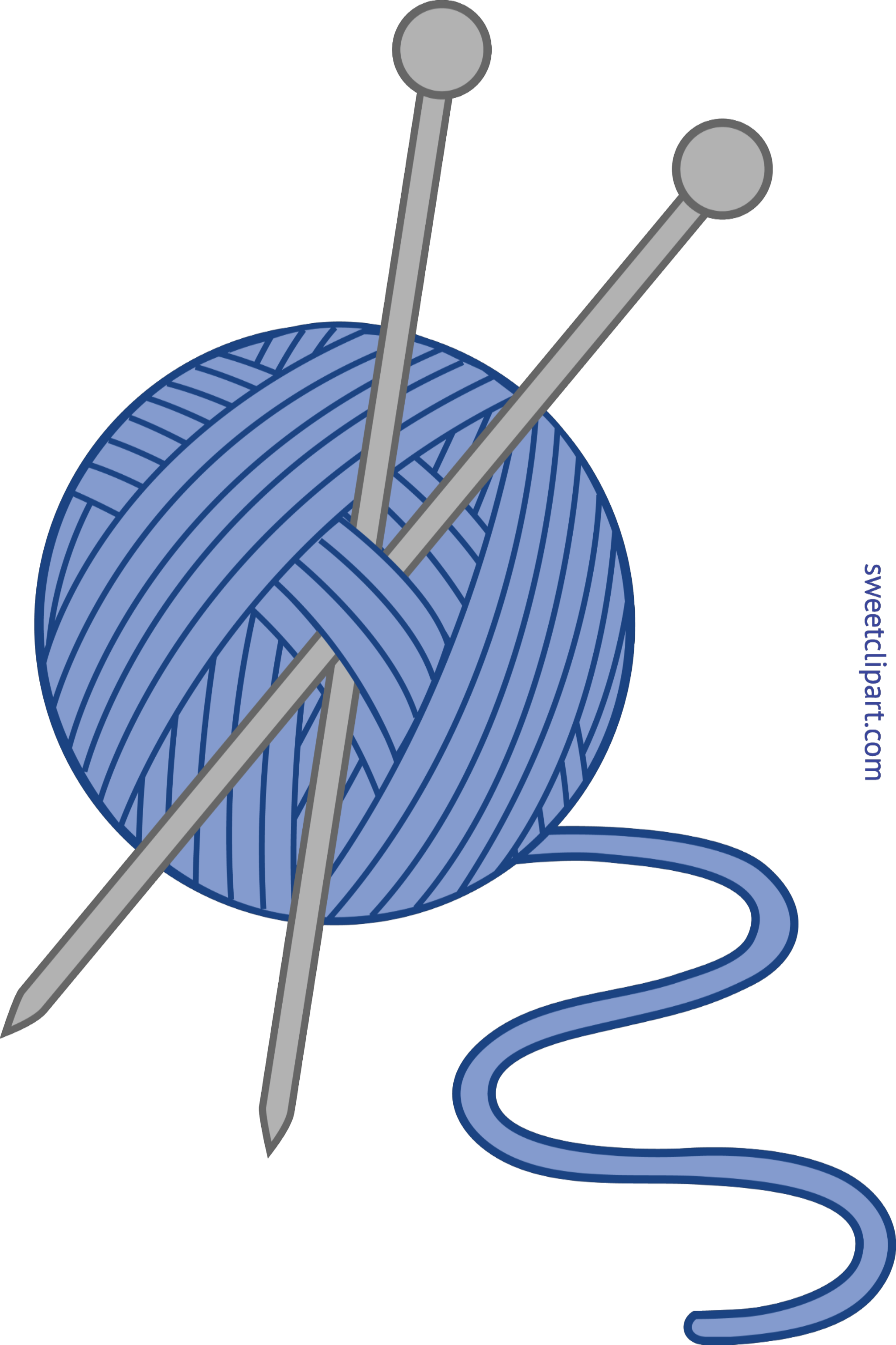 Knitting at getdrawings com. Quilting clipart thread