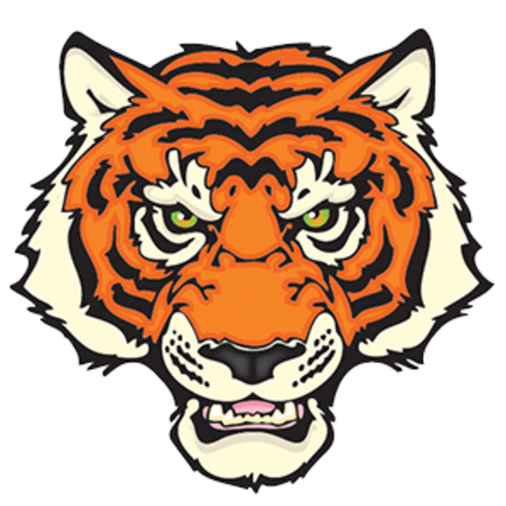 The el paso tigers. Volleyball clipart high school volleyball
