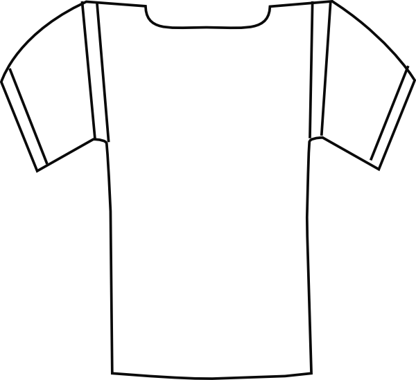 clipart volleyball uniform