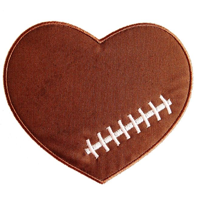 Football clipart valentines. Free heart cliparts download