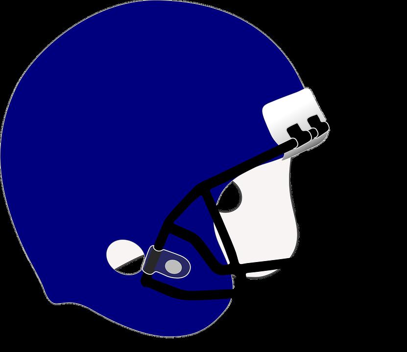 Clipart football vector. Blue frames illustrations hd