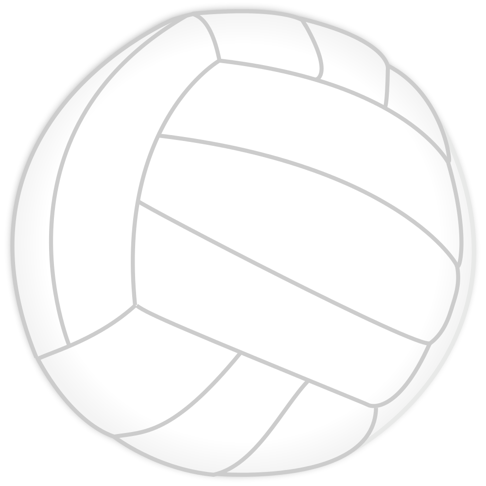 Football clipart volleyball. File svg wikimedia commons
