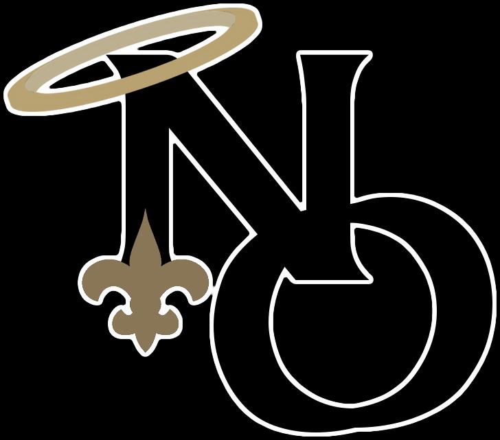 Louisiana clipart pride. New orleans saints clip
