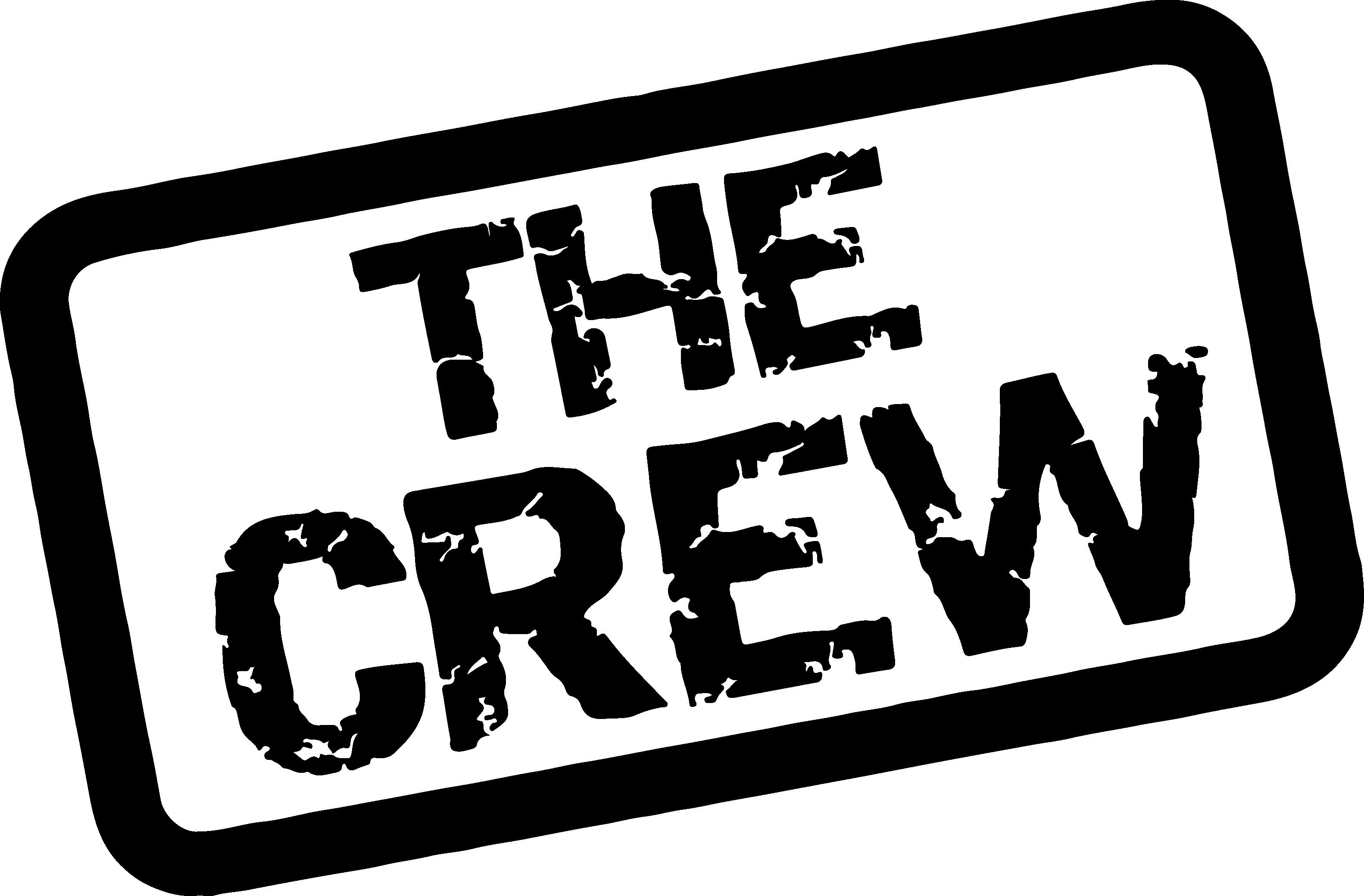 The crew logo . Dinner clipart meal plan