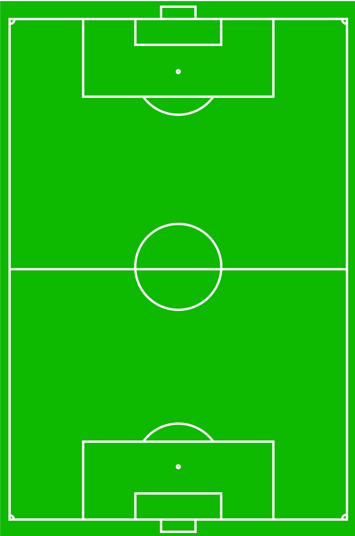 American football field - Wikipedia