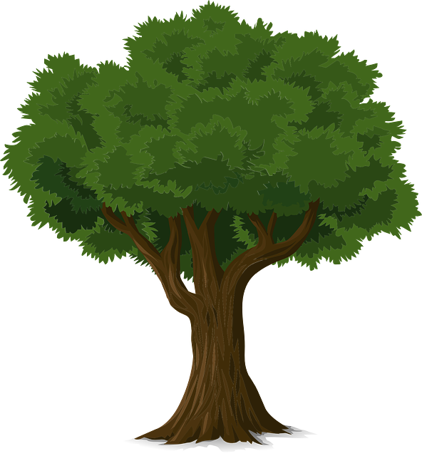 Poetry clipart animated tree. Free image on pixabay