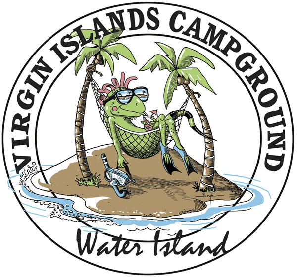Clipart forest campground. Virgin islands