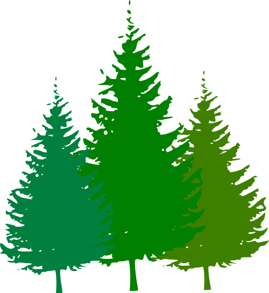 Free animated cliparts download. Tree clipart forest