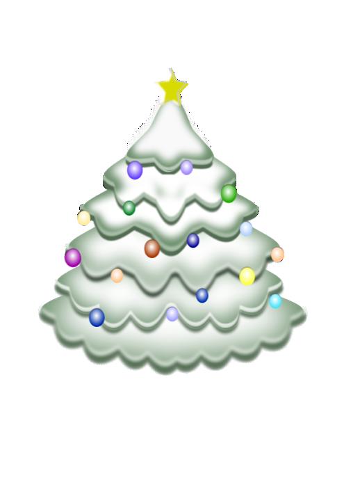 Clipart trees popcorn. Christmas tree free holiday
