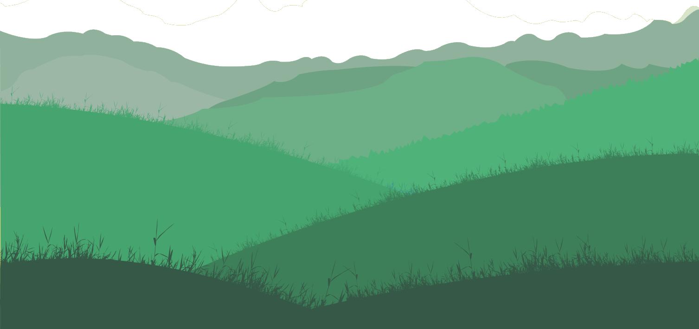 Baker trail rachel carson. Hills clipart day