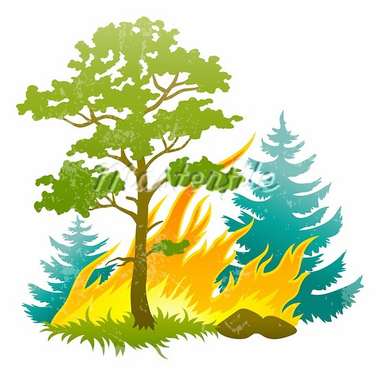 Free download clip art. Fire clipart forest fire
