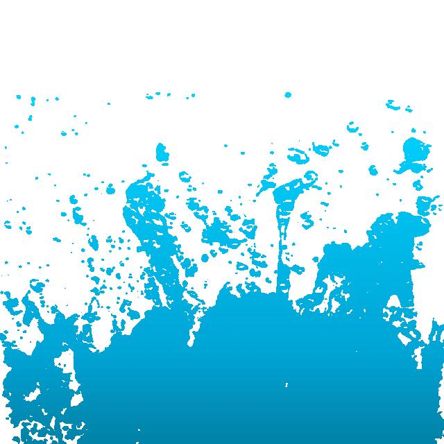 Clipart forest fresh water. Blue splash drop vector