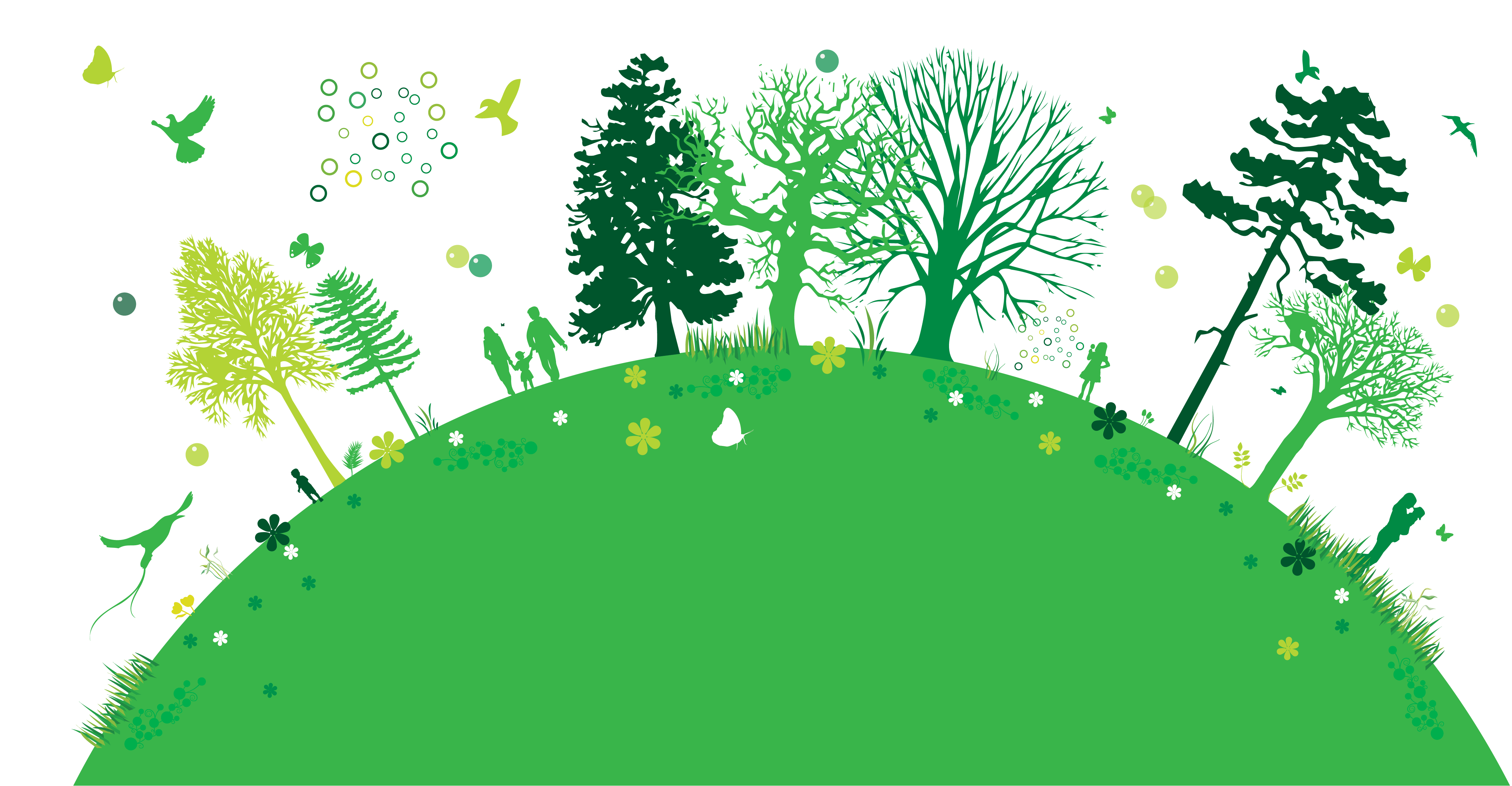 Life green systems philosophy. Clipart forest fresh water