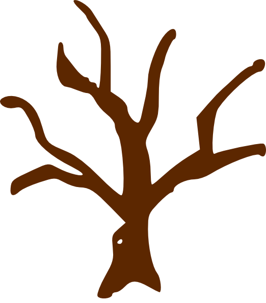 Spooky at getdrawings com. Stick clipart brown tree branch