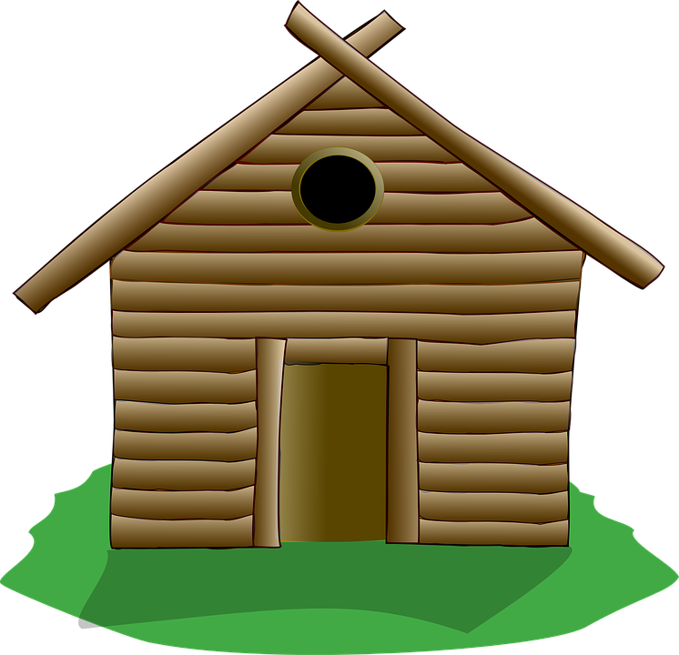 Free png woods transparent. Winter clipart log cabin