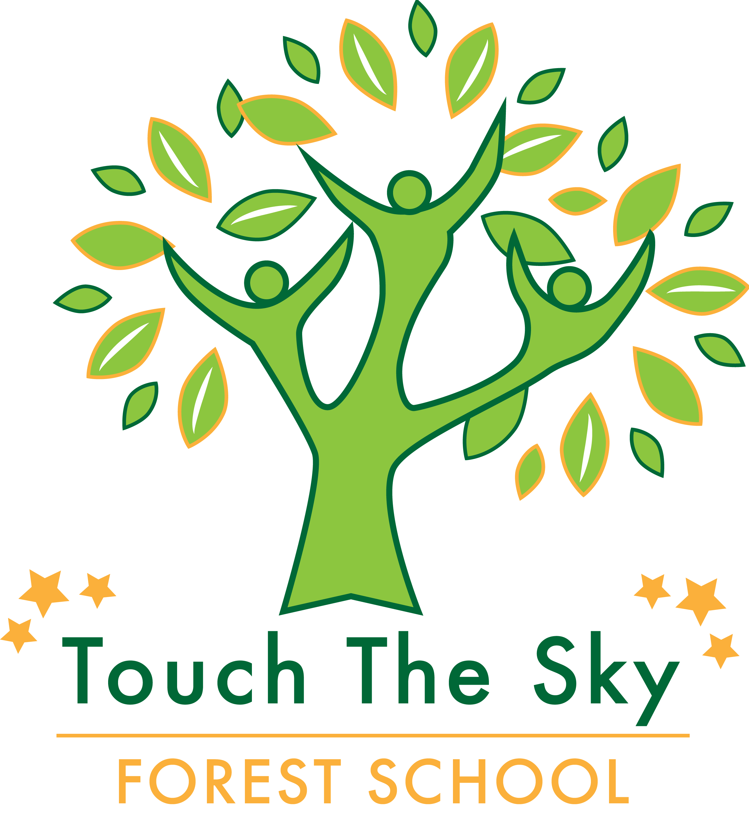 About touch the sky. Clipart forest outdoor education
