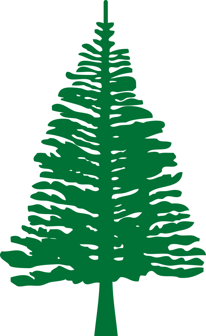 Clipart forest pine tree. Vexilla mundi three vertical