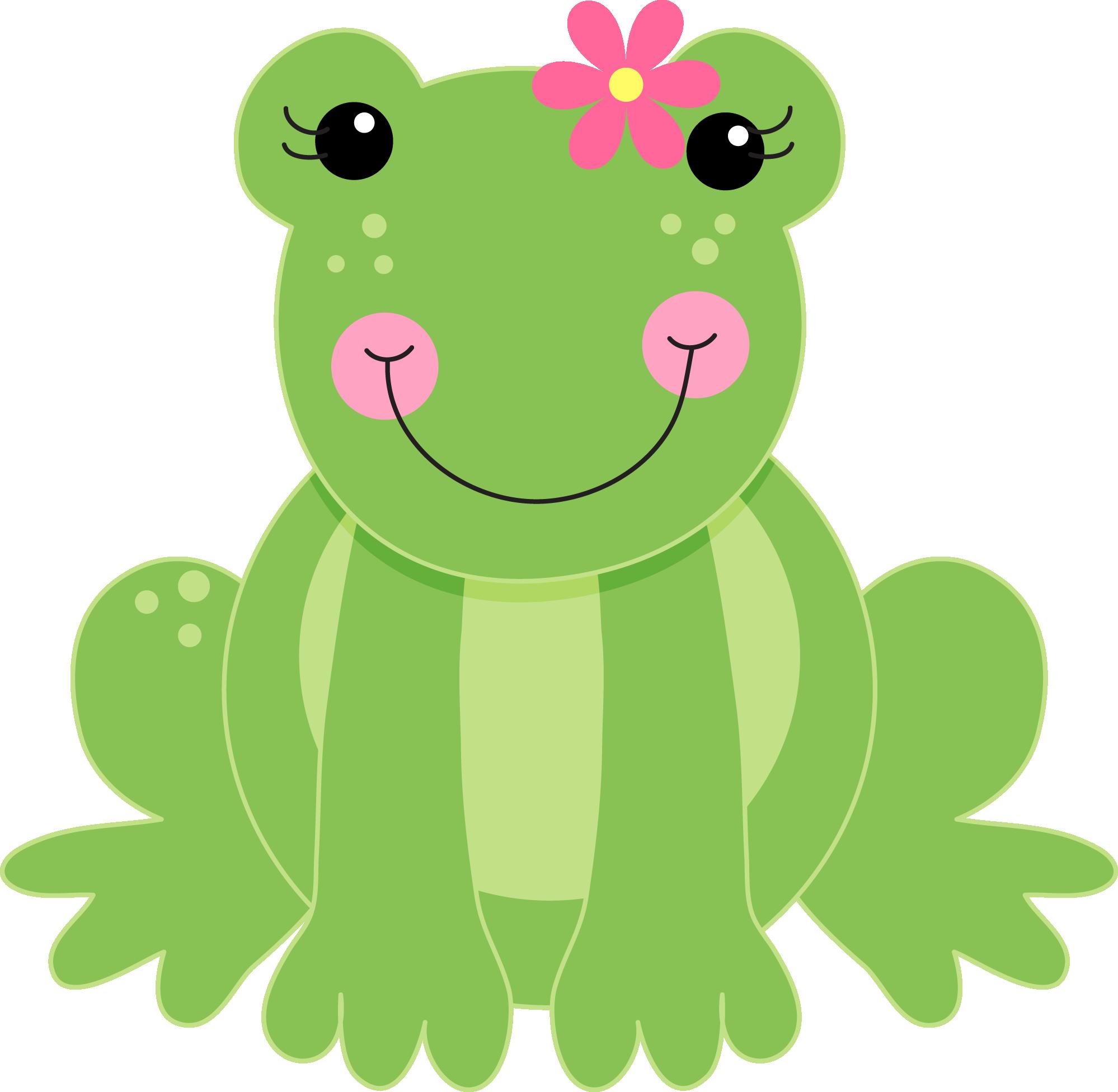 Girly clipart frog. Photo by danimfalcao minus